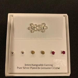 JCP Fashion jewelry earrings studs